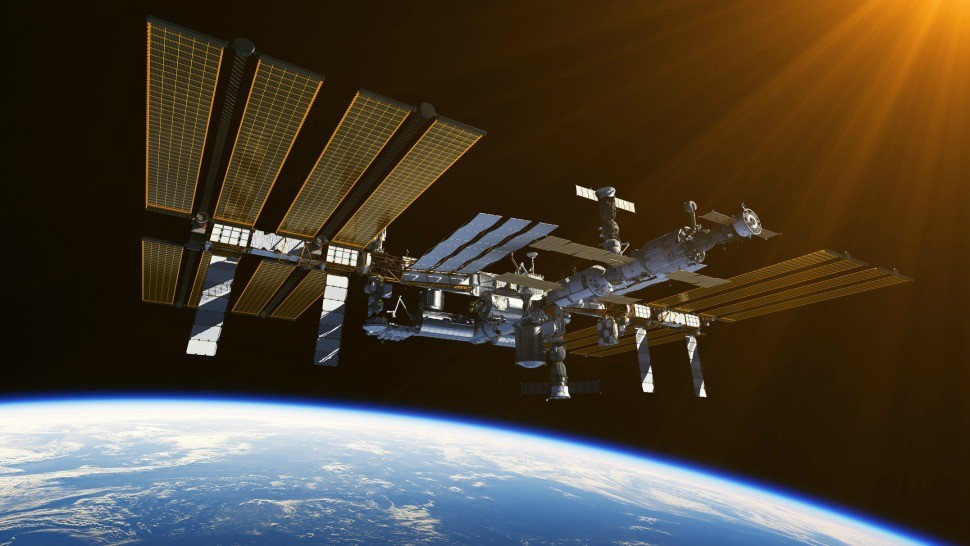 The ISS's 20th Anniversary - SpaceCom