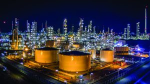 Oil refinery plants learn to use Smart technology at SpaceCom