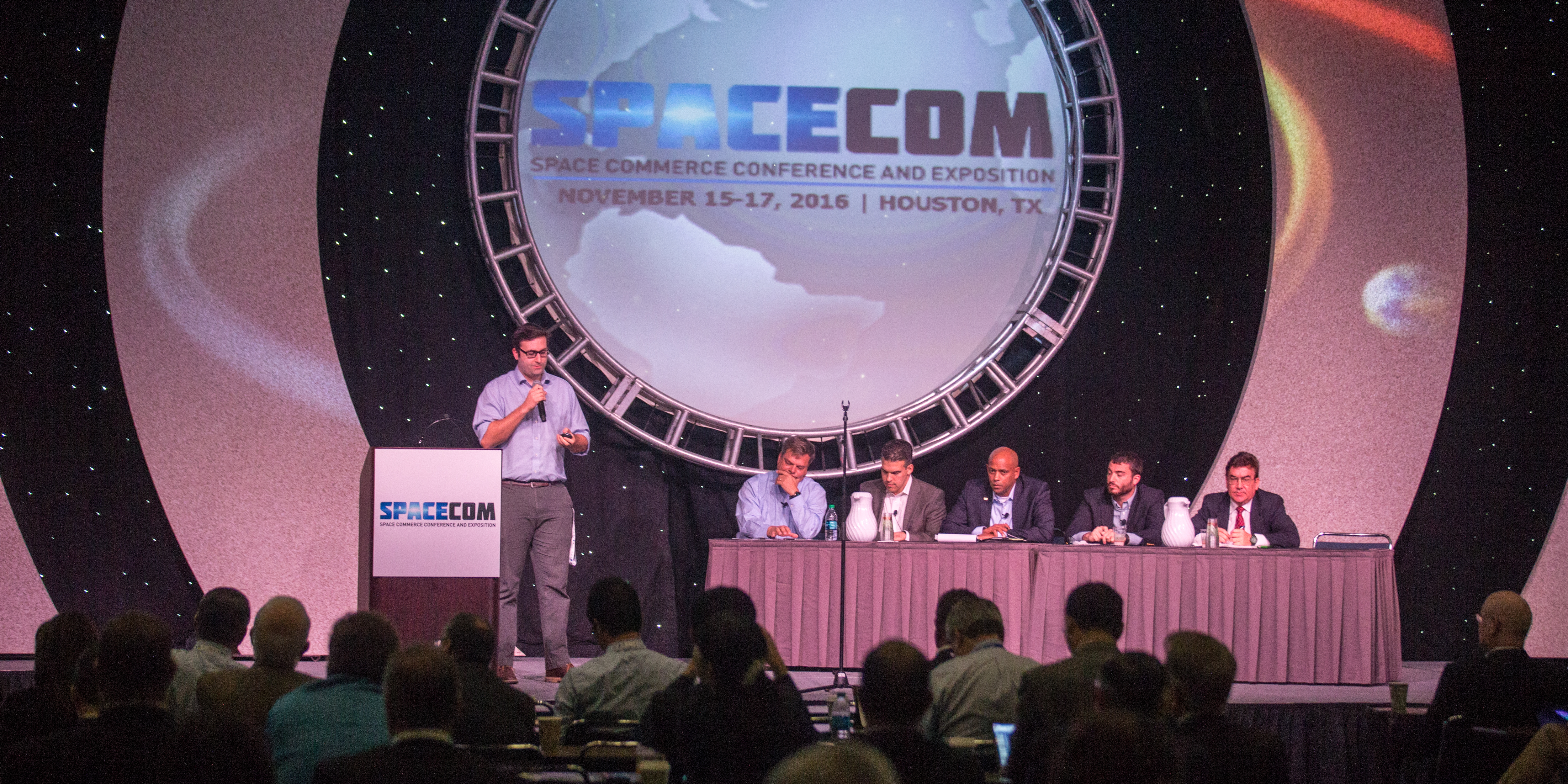A Startup's Journey from the SpaceCom Stage to ISS aboard